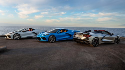 2021 Chevrolet Corvette Buyer's Guide: Reviews, Specs, Comparisons