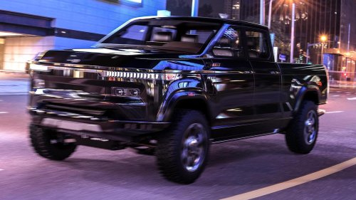 2022 Atlis XT Electric Pickup Truck First Look: 500-Mile Range, 15-Minute Charge