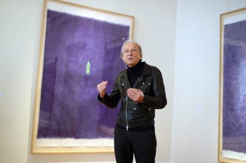 Début du procès de l'artiste contemporain belge Jan Fabre