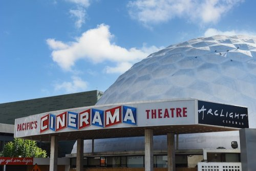 Save the Cinerama Dome; Arclight Mourning; Black Mirror Does It Again