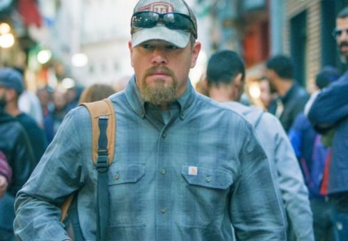Matt Damon Sad Prediction; Amanda Knox Objects; Jungle Cruise