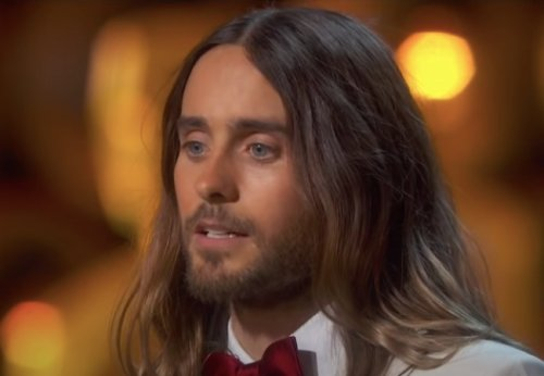 People Are Freaking Out Over Jared Leto in the House of Gucci Poster
