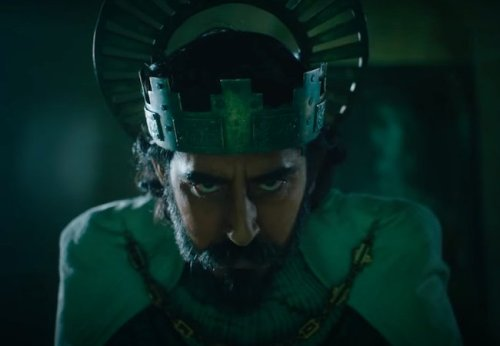 Green Knight Trailer; Globes Jockeying; Let's Decipher Tom Cruise