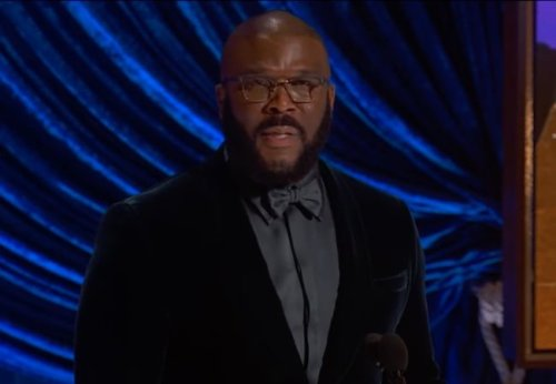 Tyler Perry's Oscar Plea to Reject Hate: 'Meet Me in the Middle'
