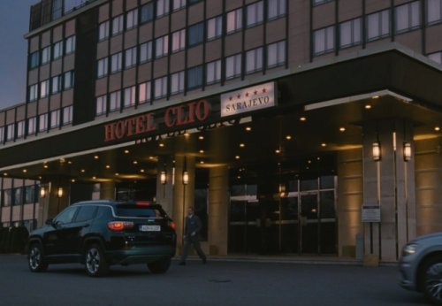 Succession's Hotel Clio Doesn't Exist. But Can You Guess Where It Was Actually Filmed?