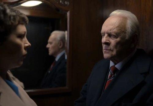 Will Smith Exits Georgia; Chloé Zhao Thrives; Anthony Hopkins Rising?