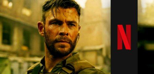 Weil sein Action-Film Netflix-Rekorde brach, kehrt Chris Hemsworth im ersten Trailer von den Toten zurück