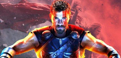 Marvel-Star Chris Hemsworth feiert 10 Jahre Thor mit herrlichem Bild