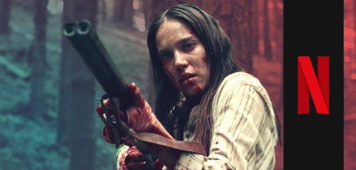 Horror-Feuerwerk bald bei Netflix: Verstörender Trailer kündigt grausames Fest an