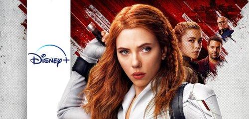 Das große Black Widow-Finale endlich im Abo bei Disney+: Alle neuen Filme und Serien im Oktober 2021