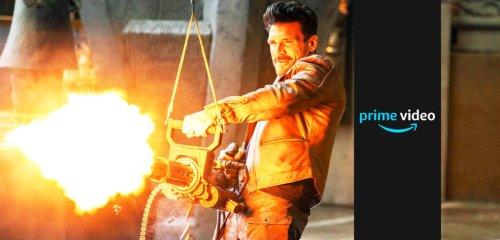 Neu bei Amazon im Juni: Dwayne Johnson-Katastrophe, brutaler Deadpool-Ersatz & deutsche Erfolgs-Komödie