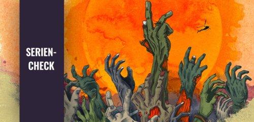 Die neue The Walking Dead-Alternative ist ein blutiges Zombie-Trash-Fest