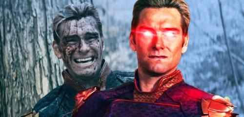 The Boys-Macher kündigt Endstufe der Verrücktheit an, also Superhelden-Sex mit Riesenpenis in einem Walkörper (?)