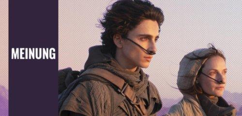 Dune ist kein Sci-Fi-Meisterwerk – und scheitert aus zwei Gründen