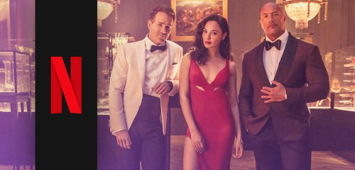 Teuerster Netflix-Film des Jahres: Gal Gadot stellt Dwayne Johnson & Ryan Reynolds in neuem Action-Trailer in den Schatten