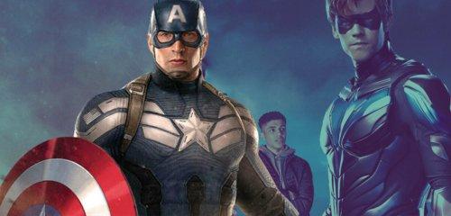 Nach schwulem Captain America bei Marvel outet auch DC einen legendären Helden als bisexuell