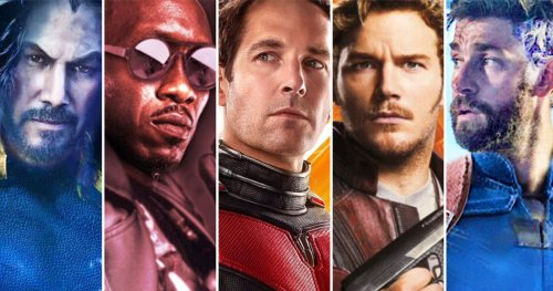 Marvel Studios Is Releasing 5 Movies in 2023, Setting a New MCU Record