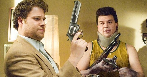 Seth Rogen Is Working on an Action Comedy Inspired by Jackie Chan and Buster Keaton