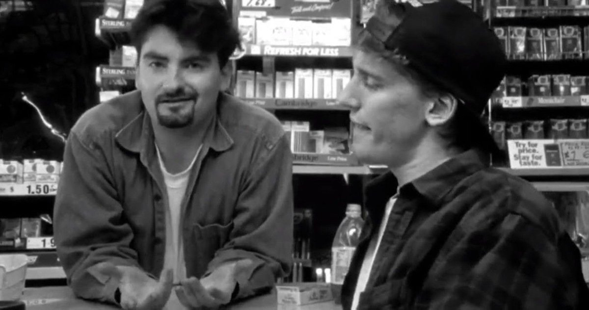Clerks III Official First Image Puts the Clerks in Their New Quick Stop Uniforms