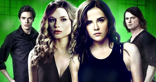 'Vampire Academy' TV Show Is Happening at NBC's Peacock with 'The Vampire Diaries' Co-Creator