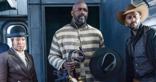 The Harder They Fall Trailer: Idris Elba & Regina King Lay Down the Law in All-Star Western