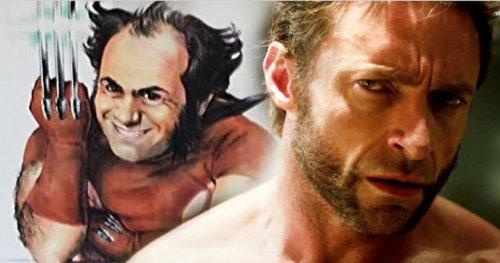 Danny DeVito Is the Perfect Wolverine in New Alex Ross X-Men Art