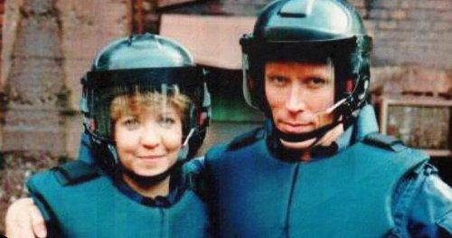 RoboCop Fans Honor Peter Weller and Nancy Allen on Their Shared Birthday