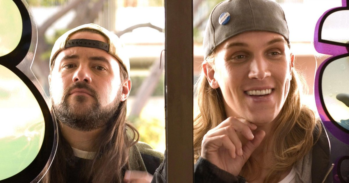 'Clerks III' Is Officially Happening at Lionsgate with Kevin Smith and the Original Cast