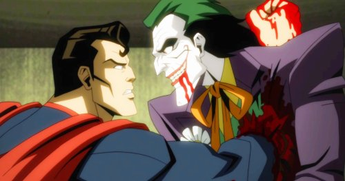 'Injustice' Red Band Trailer Unleashes an Ultra-Violent Superman on the Justice League