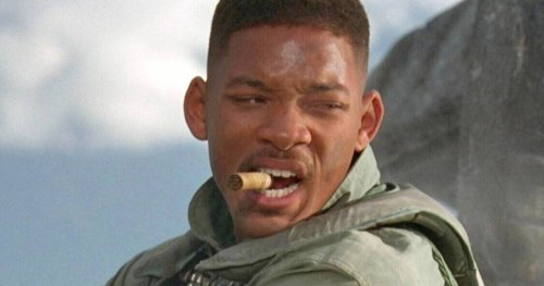 The Tomorrow War Easter Egg Kills Off Will Smith's Independence Day Character