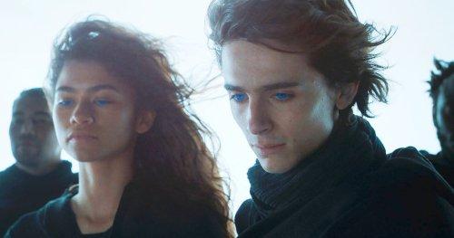 New 'Dune' Trailer Unleashes a Giant Sandworm on Timothee Chalamet and Zendaya