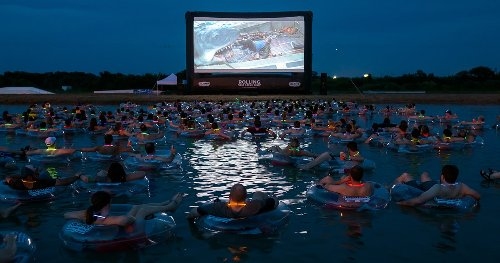 Jaws on the Water 'Dive-In' Screening Is Back in Texas Next Month