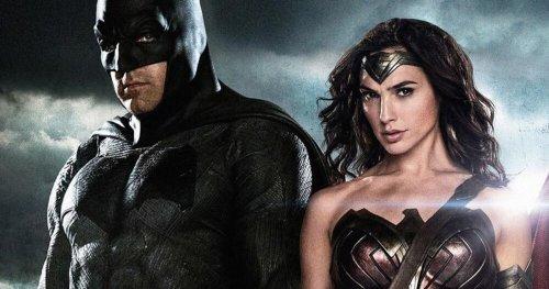 Gal Gadot Celebrates Batman Day with 'Justice League' Set Video