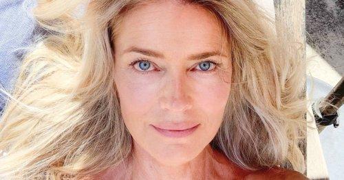 Paulina Porizkova Gets 'Booted Off' Hinge, Goes Topless After Breakup with Aaron Sorkin