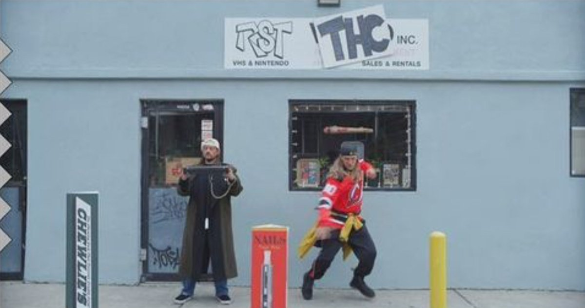 Kevin Smith Finishes Clerks III First Cut with New Look at Jay & Silent Bob's Return