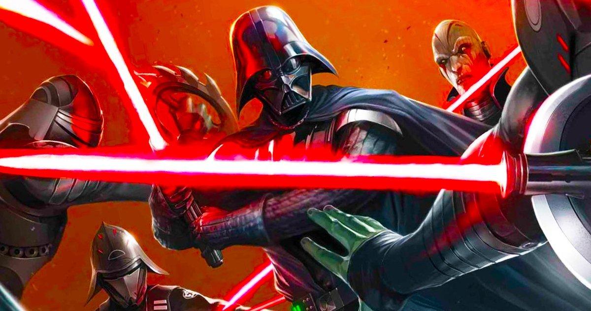 'Obi-Wan Kenobi' Series Rumored to Feature Darth Vader's Inquisitors