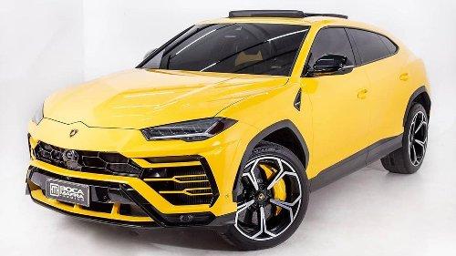 Saiba quanto custa a Lamborghini de Gusttavo Lima que chega à 300km por hora