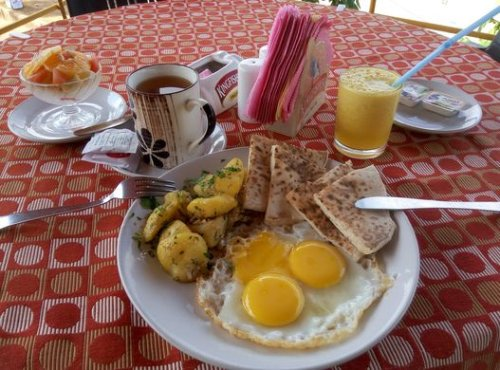Едим в Индии: Завтрак, обед и ужин