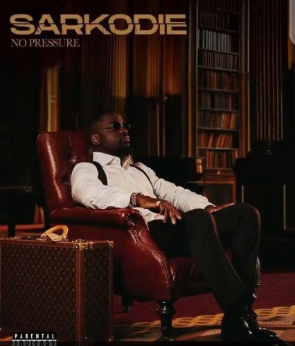 """Ghanaian rapper, Sarkodie announces forthcoming album, """"No Pressure"""""""