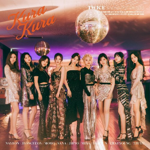 "TWICE – ""Kura Kura"" [Audio, Lyrics, Video]"