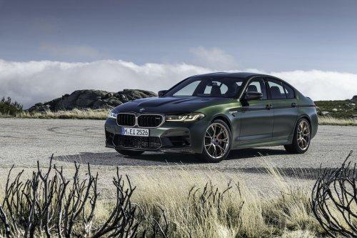 Der neue BMW M5 CS: Das ultimative All-in-One-Fahrzeug