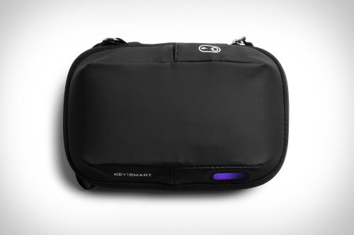 Smartphone Desinfektion To-Go: Der KeySmart Sanitizer mit integrierter Powerbank