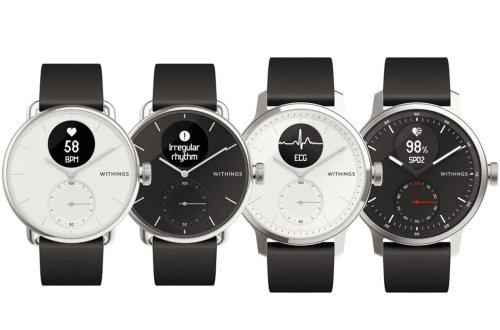 Withings ScanWatch : Test & Avis