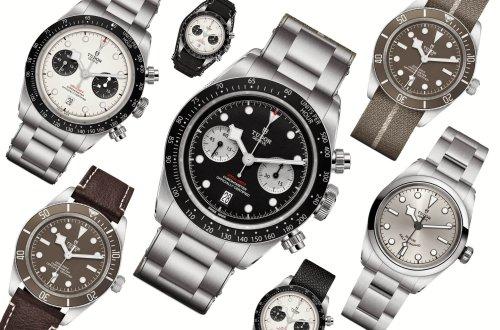 Zoom sur les nouvelles montres TUDOR de 2021
