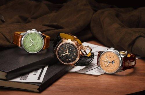 Collection Premier Heritage de Breitling : l'essence du raffinement contemporain