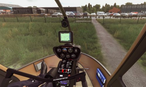 The freeware Robinson R44 helicopter is coming to MSFS this Wednesday, September 15th - MSFS Addons