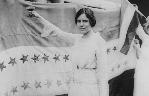 "Alice Paul Aspired for Gender Equality by 2023: ""Women Will Have the Opportunity to Revolutionize the World"""
