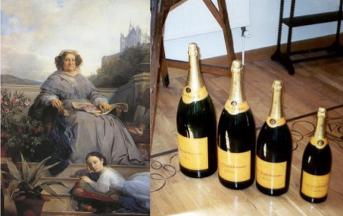 How One Woman Overcame Pandemics, War and Patriarchy to Build a Champagne Empire