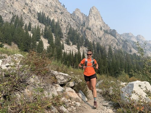 Gina Lucrezi, Founder of Trail Sisters, Is Taking Sexism in Running Head On