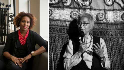 Black Feminist in Public: Revisiting Pulitzer Winner Alice Walker; In Conversation with Salamishah Tillet on 'In Search of The Color Purple'